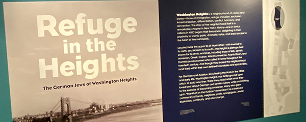 New Museum Exhibit Shows History of Jewish Migration to Manhattan