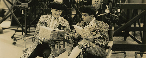 Tales of the Secret Life of the Bullfighter From Brooklyn With the Center for Jewish History